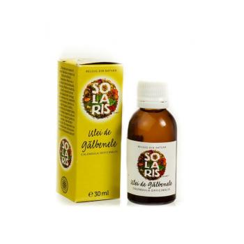 Extract uleios de galbenele 30 ml SOLARIS