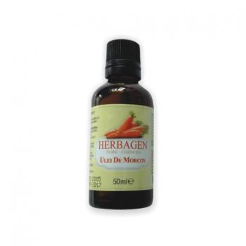 Extract uleios de morcov 50 ml HERBAGEN