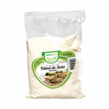 Faina degresata din soia 250 gr SANO VITA