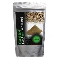 Faina din seminte de canepa, certificata ecologic