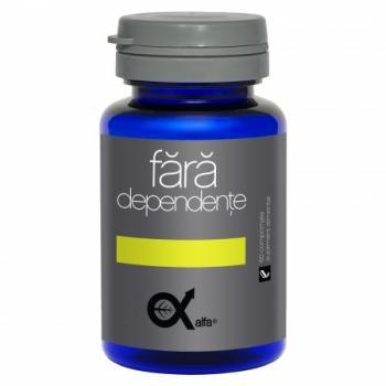 Fara dependente 60 cpr ALFA