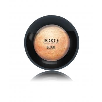 Fard de obraz cu minerale si ulei de argan - brick red (08) 5 gr JOKO