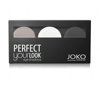 Fard de pleoape trio perfect your look (paleta 302) 5 gr JOKO