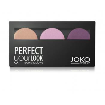 Fard de pleoape trio perfect your look (paleta 304) 5 gr JOKO
