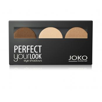 Fard de pleoape trio perfect your look (paleta 305) 5 gr JOKO