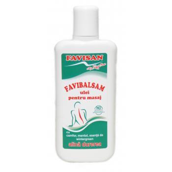 Favibalsam ulei pentru masaj m104 125 ml FAVISAN