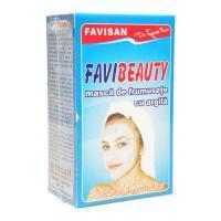 Favibeauty- masca cu argila a003
