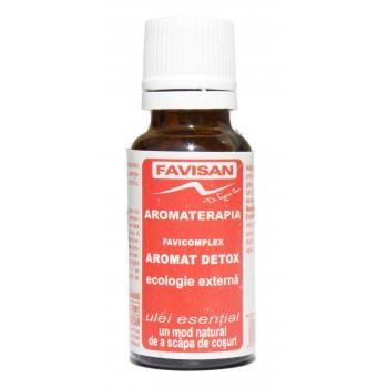 Favicomplex aromat detox extern c011 10 ml FAVISAN