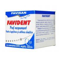 Favident praf nespumant cu coenzima Q10 q006