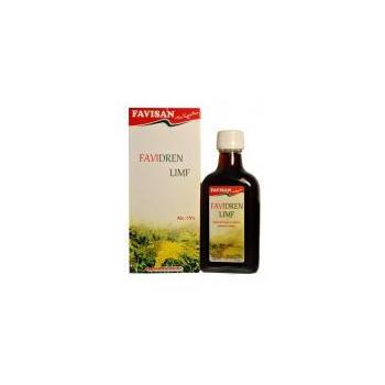 Faviderm limf 200 ml FAVISAN