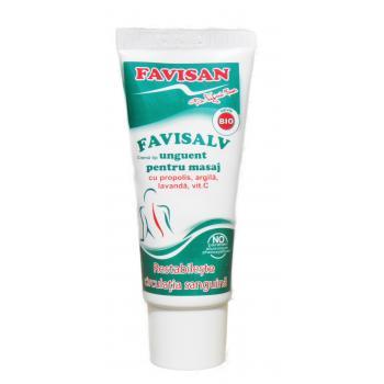 Favisalv unguent pentru masaj l018 40 ml FAVISAN