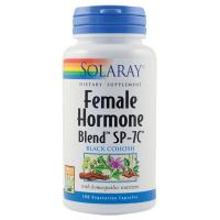 Female hormone… SOLARAY