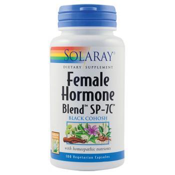 Female hormone blend sp-7c 100 cps SOLARAY