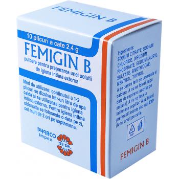 Femigin b 10 pl PHARCO