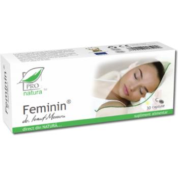 Feminin 30 cps PRO NATURA