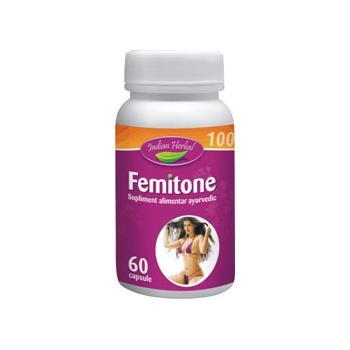 Femitone 60 cps INDIAN HERBAL