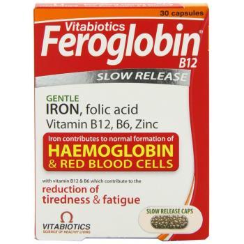 Feroglobin 30 cps VITA BIOTICS