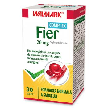 Fier complex 30 tbl WALMARK