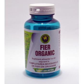 Fier organic 60 cps HYPERICUM