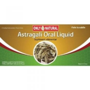 Fiole cu astragali 10 ml 10 ml ONLY NATURAL
