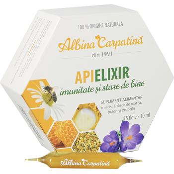 Fiole de apielixir 10ml 15 ml ALBINA CARPATINA