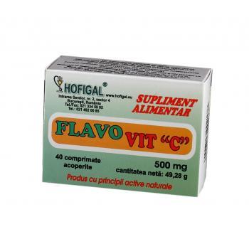 Flavovit c 40 cpr HOFIGAL