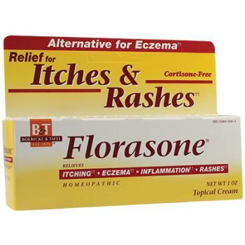 Florasone eczema cream 28.35 ml BOERICKE & TAFEL