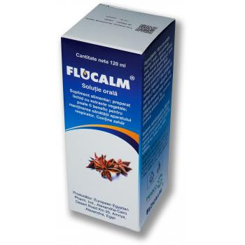 Flucalm 120 ml PHARCO