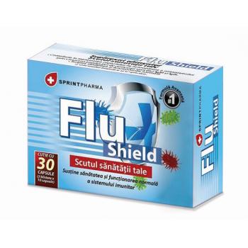 Flu shield 30 cps SPRINT PHARMA