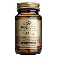 Folate as metafolin 400mcg