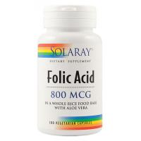 Folic acid SOLARAY