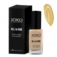 Fond de ten all in one - golden beige