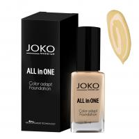 Fond de ten all in one - natural beige
