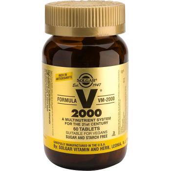 Formula vm 2000 60 tbl SOLGAR