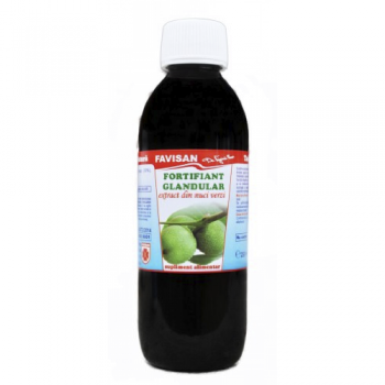 Fortifiant glandular 250 ml FAVISAN