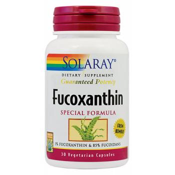 Fucoxanthin 30 cps SOLARAY