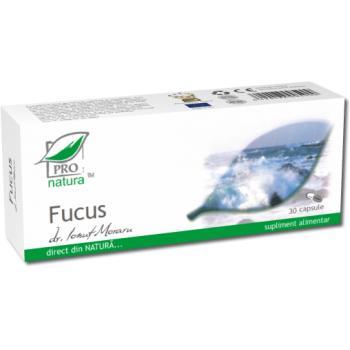 Fucus 30 cps PRO NATURA