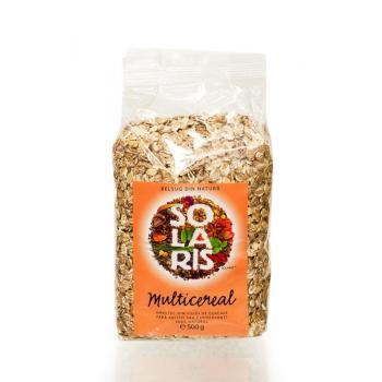 Fulgi de cereale amestec 500 gr SOLARIS