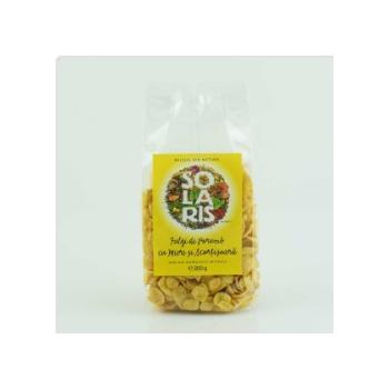 Fulgi de porumb cu miere si scortisoara 200 gr SOLARIS