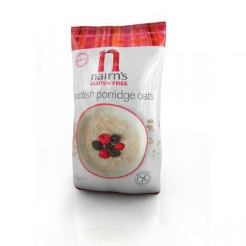 Fulgi porridge nairn s oatcakes de ovaz integral fara gluten 450 gr UNICORN NATURALS