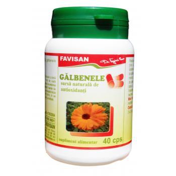 Galbenele b016 40 cps FAVISAN