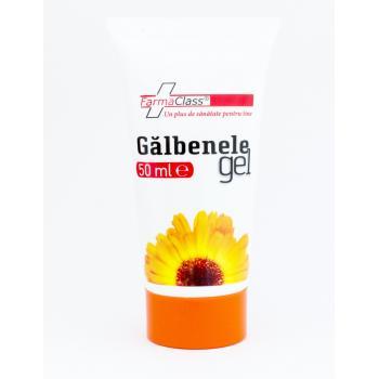 Galbenele gel 50 ml FARMACLASS