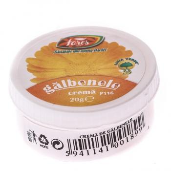 Crema de galbenele p116 20 ml FARES