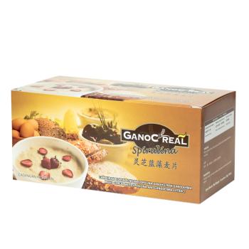 Bautura Gano c-real spirulina oats 15 pl GANOCAFE