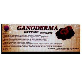 Ganoderma extract 100 ml NATURALIA DIET