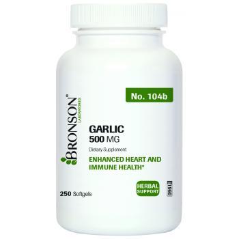Garlic 500 mg 250 cps BRONSON