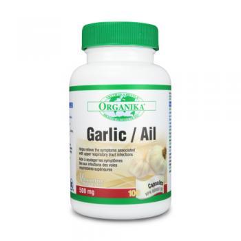 Garlic extract deodorizat de usturoi 100 cps ORGANIKA