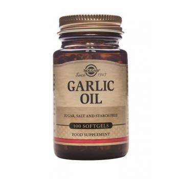 Garlic oil 100 cps SOLGAR