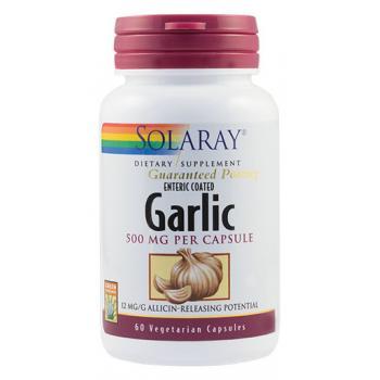 Garlic (usturoi) 60 cps SOLARAY