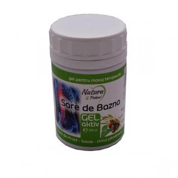 Gel aktiv sare bazna  250 ml NATURA PLANT POIENI